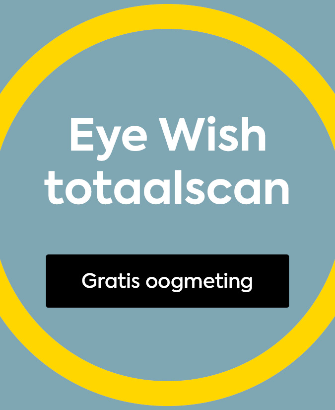 Gratis oogmeting met de Eye Wish Totaalscan