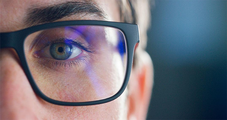 nuovo concetto 3108b c00e1 Occhiali per Pc con Lenti Anti Luce Blu | GrandVision ...