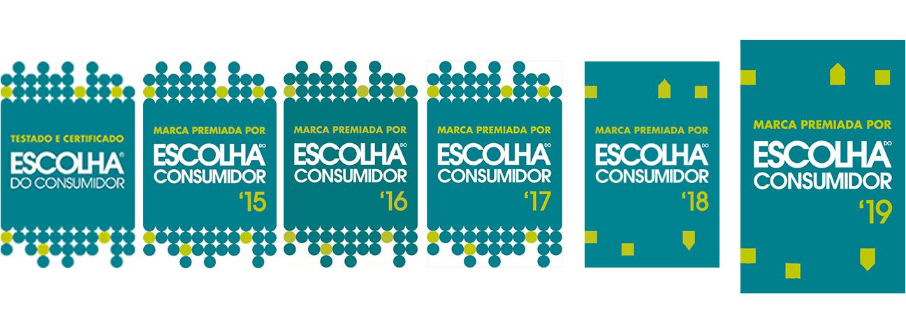 b8acfca2ec Em 2019, somos mais uma vez Escolha do Consumidor, na categoria de Óticas.