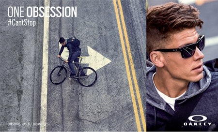 Oakley - One Obsession brillencollectie