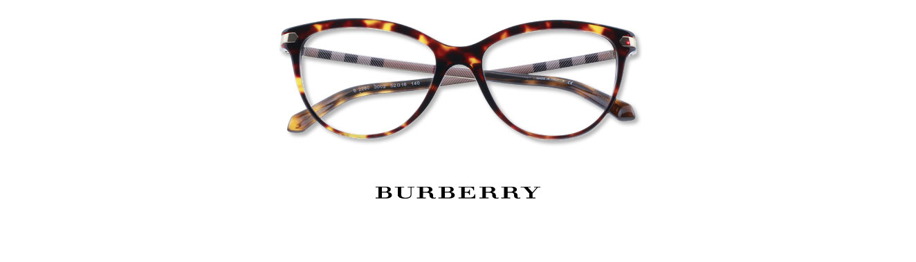 Burberry montuur van de trend Urban Expedition