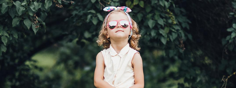 13b7e9fd24 Occhiali da Sole per Bambini e Neonati: Perché e Come Sceglierli ...