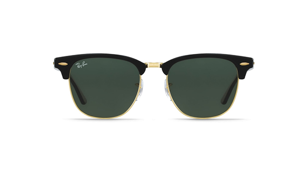 Ray-Ban Clubmaster zonnebril