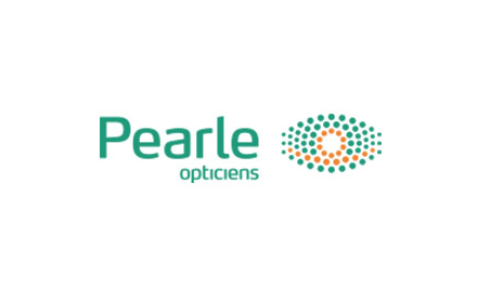Le logo de Pearle Opticiens