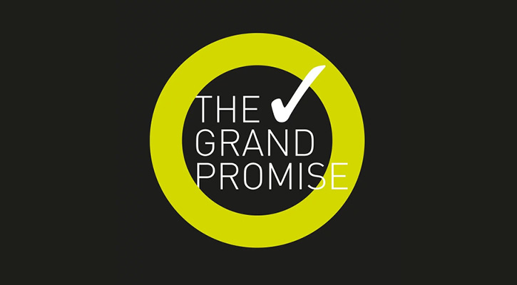 The Grand Promise van GrandOptical