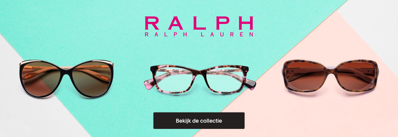 Ralph Lauren Summer collection zonnebrillen en brillen