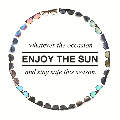 Whatever the occasion enjoy the sun and stay safe this season.