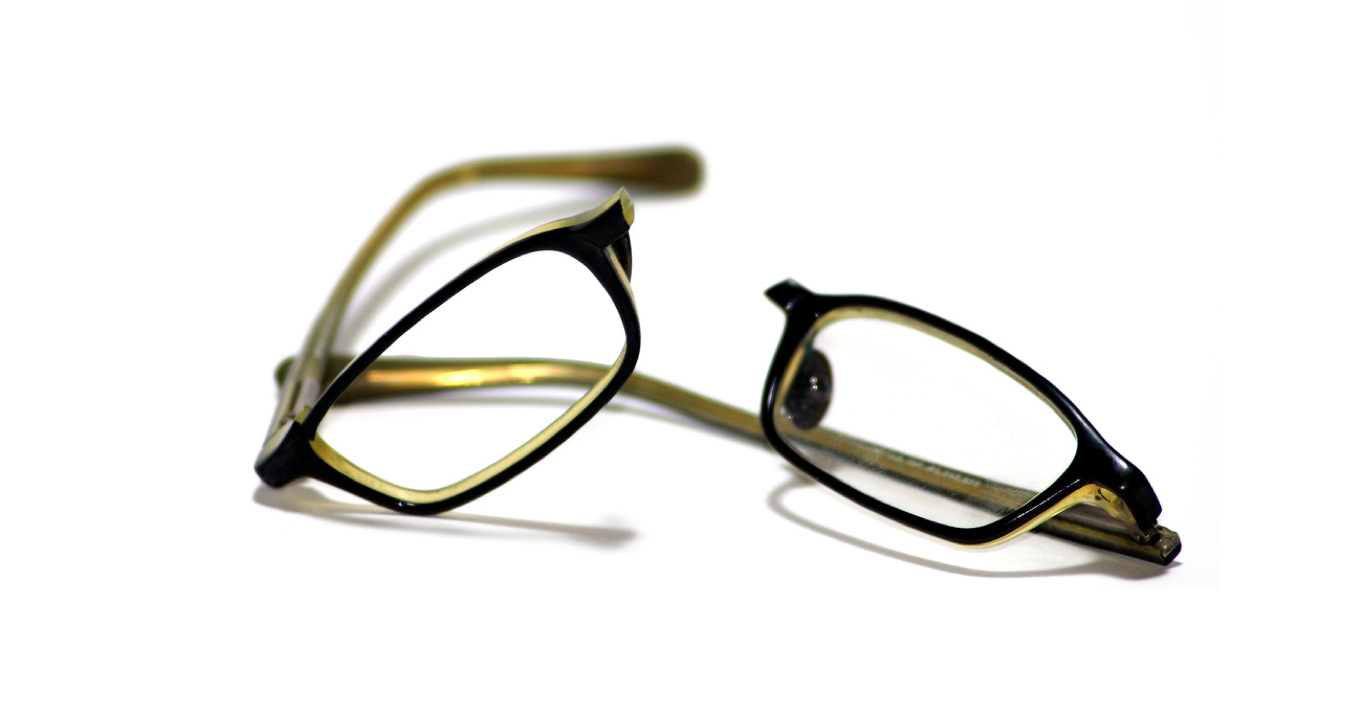 Glasses repairs available at Vision Express