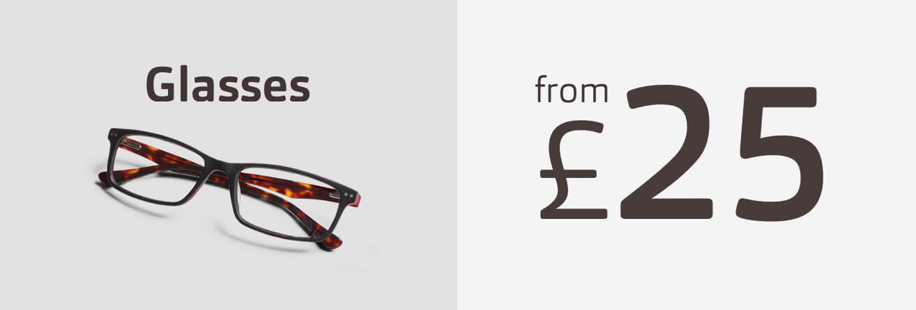 Glasses from £39